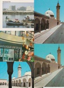 MONASTIR TUNISIA TUNISIE AFRIQUE 54 CPM (mostly 1950-1980)