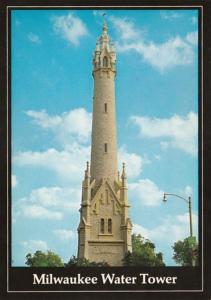 Wisconsin Milwaukee North Point Water Tower