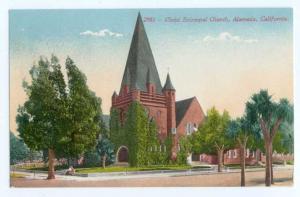 D/B Christ Episcopal Church Alameda California CA