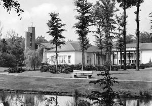 Belgium Torhout Virgo Fidelis Diocesaan Centrum Bench