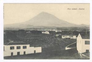 Portugal, Azores, 00-10s   Pico Island