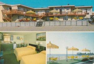 OLD ORCHARD BEACH , Maine , 1950-70s ; Aquarius Motel