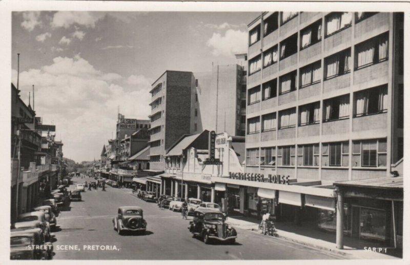 RP: PRETORIA , South Africa , 1930s ; Street