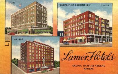 Lamer Hotels Misc KS Unused