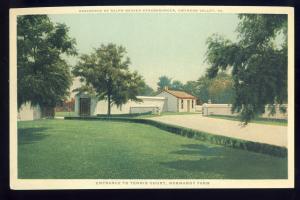 Gwynedd Valley, Pennsylvania/PA/Penn Postcard, Ralph Strassburger Residence