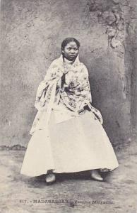Madagascar Femme Malgache