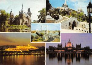 Hungary Greetings from Budapest, Udvozlet Budapestrol, Gruss