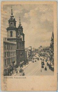 66355 - Polen POLAND - Ansichtskarten  VINTAGE POSTCARD -  WARSAW  Warszawa