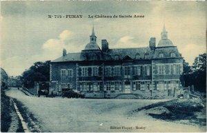 CPA FUMAY Chateau de Sainte Anne (992603)