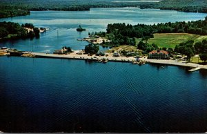 Maine Naples The Causeway 1961