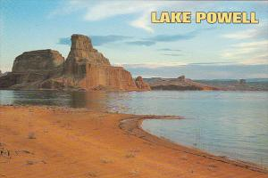 Gunsight Butte Lake Powell Arizona