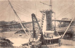 Panama Canal Panama Unused
