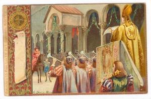 Benedicata a S.S.Papa Leo XIII die V Septembris M-DCCC-IC, Vatican #2