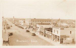 RP: ROSETOWN , Sask., Canada , 10-30s ; Main Street