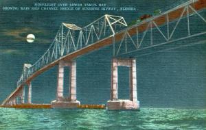 FL - Tampa Bay, Sunshine Skyway Bridge