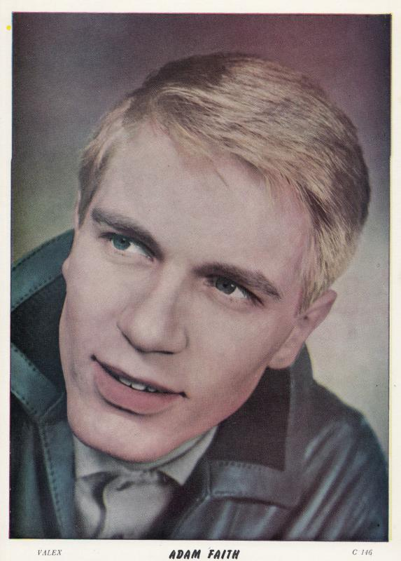 Adam Faith Valex Blackpool Vintage Rare 8x6 Publicity Photo Photograph