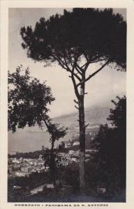 RP: Sorrento , Italy , 00-10s ; Panorama da S. Antonio
