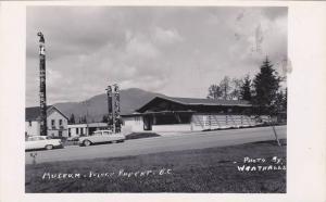RP; Museum , Prince Rupert , B.C. , Canada , 1950s