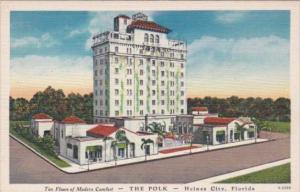 Florida Haines City The Polk Hotel
