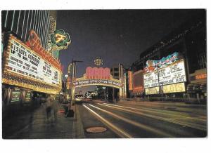 Harolds Club and Fitzgeralds Casinos Reno Nevada