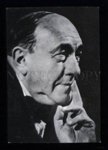 136263 Leon SCHILLER Polish theater film director Old Photo PC