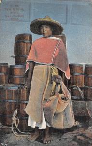Mexico Types of Indians, Tipos de Indios
