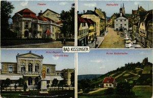 CPA AK Bad Kissingen- souvenir GERMANY (887376)