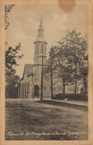 Canada Falmouth St Presbyterian Church Sydney Nova Scotia 05.61