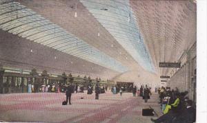 Washington D C Union Station Concourse 1909