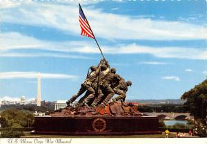 US Marine Corps War Memorial - Arlington, Virginia