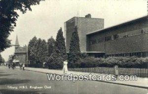 HBS Ringbaan Oost Tilburg Netherlands 1957