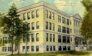 New Battin High School in Elizabeth, New Jersey
