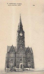 SOUTH BOSTON, Massachusetts, 1900-10s; St. Augustine's Church