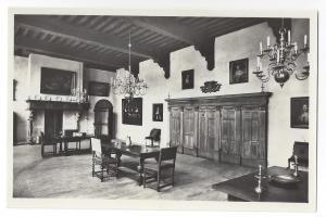 RPPC Netherlands Haarlem Franz Hals Museum