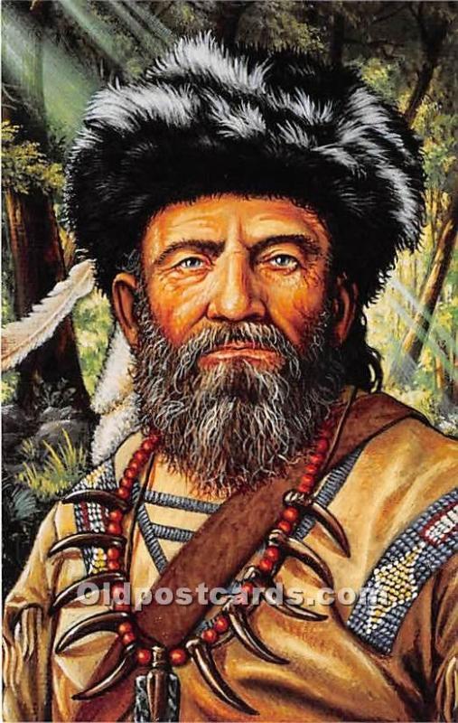 Jim Bridger, James Bridger 1804-1881 Hunter trapper, scout, fur trader, Built...