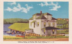 Fishing and Boating Club - South Fallsburg NY, New York