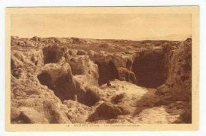 Baalbek (Syrie).- Les Catacombes romains, 1910-20s