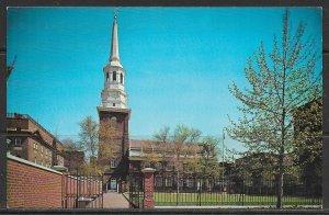 Pennsylvania, Philadelphia - Christ Church - [PA-437]