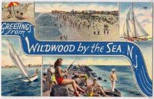 Wildwood by the Sea NJ