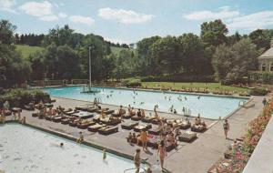 Oglebay Park, Swimming Pool, Wheeling, West Virginia, 1940-1960s