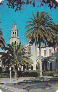 Florida Clearwater Peace Memorial Presbyterian Church 1951