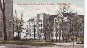 CHARLESTON, Illinois, 1900-10s; Eastern Illinois State Normal School Dormitory