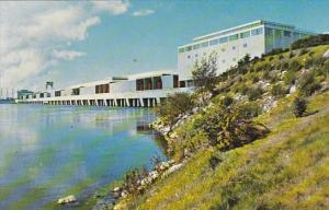 Canada Robert H Saunders Generating Station Cornwall Ontario