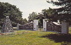 BLENHEIM, Ontario, Canada, 1940-1960's; Blenheim Memorial Park