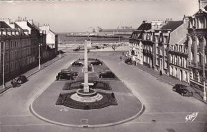 RP; CHERBOURG, Place de la Republique, Manche, France, 10-20s