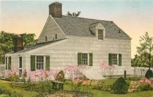 MI, Dearborn, Michigan, Colonial Village, Patrick Henry, Edgar Allan Poe House