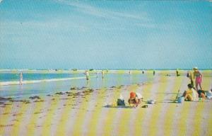 North Carolina Cape Hatteras Beach Scene Surf Fishing