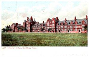 Connecticut   Hartford  ,  Trinity College