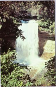 Minnehaha Falls Minneapolis Minnesota