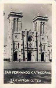 2 RPs, Beautiful Architecture, San Antonio, Texas,1946